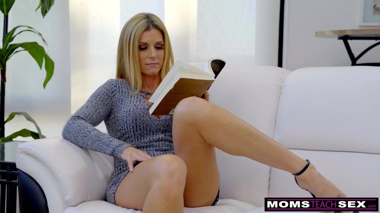Step Son Fucked His Step Mom
