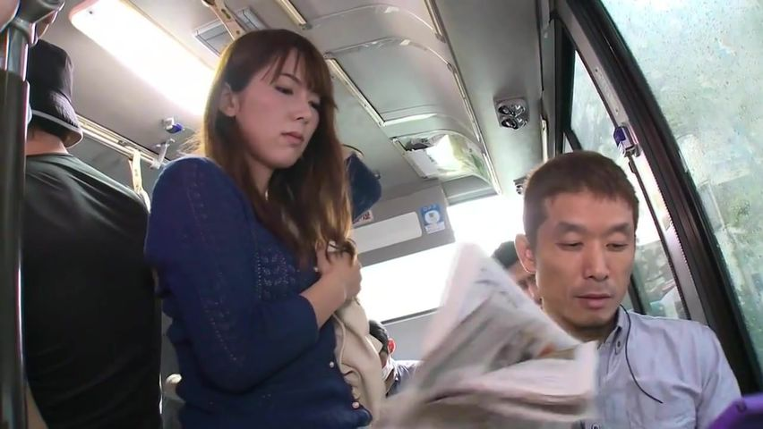 Girl Sucks Dick Public Bus