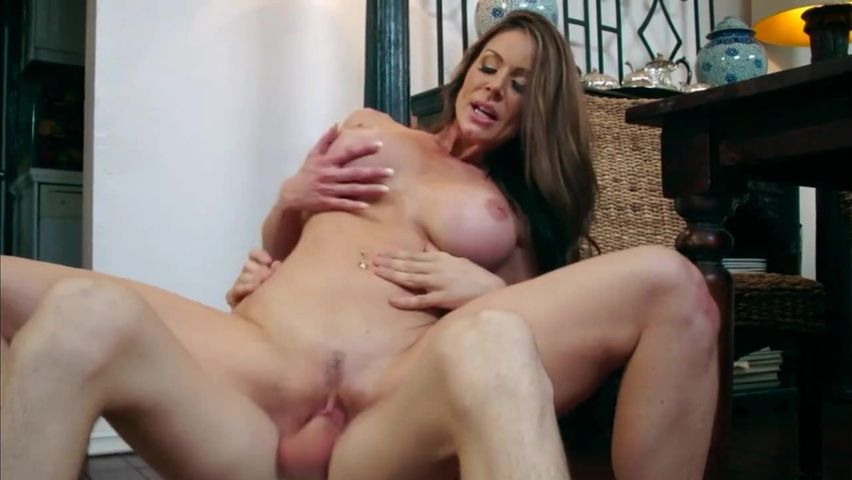 Double up for a lustful milf!