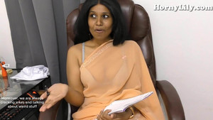 Nude black wet sexed vulva