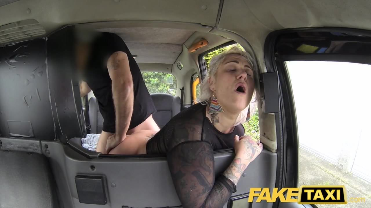 Fake Taxi Red Head Big Tits