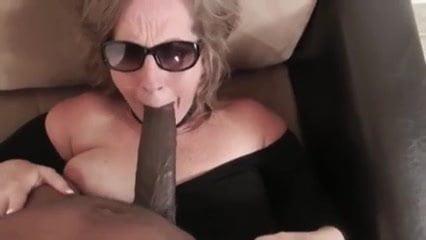 big cock in mature ass