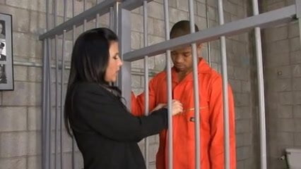Ass fucked in prison