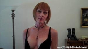 Shining Slut in POV Swallows Pulsating Fat Schlong