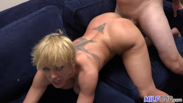 Blonde Big Tits Ass Pov