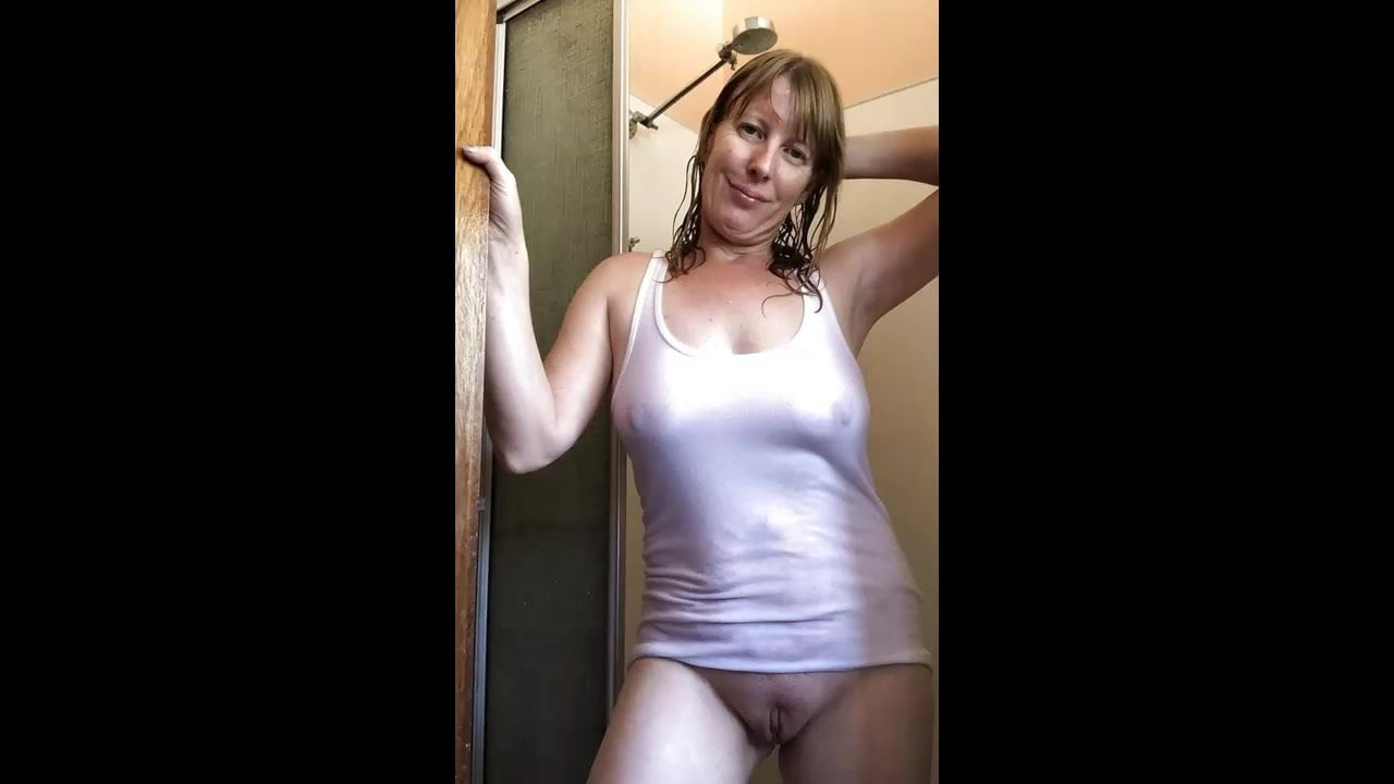 Son Fuck Mom While She Stuck