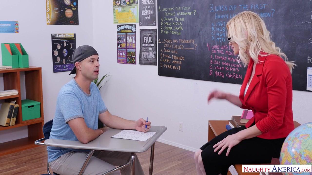 Lesbian Teacher Bad Student